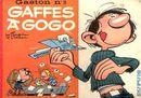 Couverture Gaffes à gogo - Gaston (première série), tome 3
