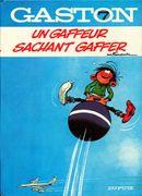 Couverture Un gaffeur sachant gaffer - Gaston (première série), tome 7