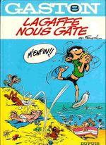 Couverture Lagaffe nous gâte - Gaston (première série), tome 8