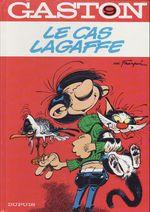 Couverture Le cas Lagaffe - Gaston (première série), tome 9