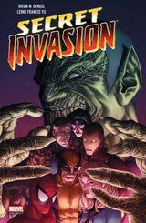 Couverture Secret Invasion