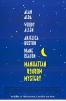 Affiche Meurtre mystérieux à Manhattan