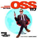 Pochette OSS 117 : Rio ne répond plus... (OST)
