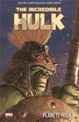 Couverture Planète Hulk, tome 1
