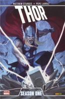 Couverture Thor : Season One
