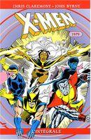 Couverture 1979 - X-Men : L'Intégrale, tome 3