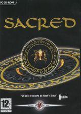 Jaquette Sacred
