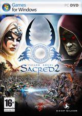 Jaquette Sacred 2 : Fallen Angel