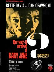 Affiche Qu'est-il arrivé à Baby Jane ?
