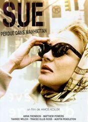 Affiche Sue perdue dans Manhattan