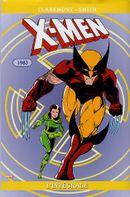 Couverture 1983 - X-Men : L'Intégrale, tome 7