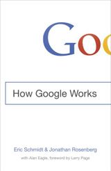 Couverture How Google Works