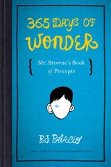 Couverture 365 Days of Wonder
