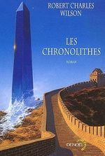 Couverture Les Chronolithes