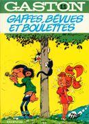 Couverture Gaffes, bévues et boulettes - Gaston (première série), tome 11