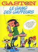 Couverture Le Gang des gaffeurs - Gaston (première série), tome 12