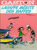 Couverture Lagaffe mérite des baffes - Gaston (première série), tome 13