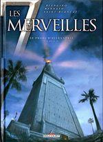 Couverture Le Phare d'Alexandrie - Les 7 Merveilles, tome 3