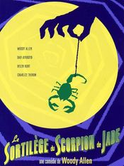 Affiche Le Sortilège du scorpion de jade