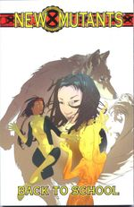 Couverture New Mutants: Back to School