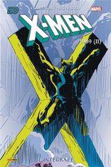 Couverture 1989 (Partie 2) - X-Men : L'Intégrale, tome 25