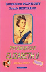 Couverture Prodigieuse Elizabeth II