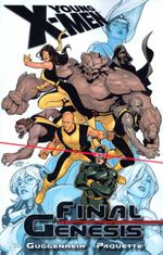 Couverture Young X-Men: Final Genesis
