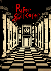 Jaquette Paper Sorcerer