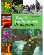 Couverture Remèdes traditionnels de paysans