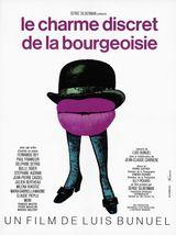 Affiche Le Charme discret de la bourgeoisie