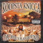 Pochette Da Devil's Playground: Underground Solo
