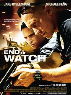 Affiche End of Watch