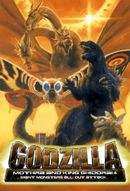 Affiche Godzilla, Mothra and King Ghidorah : Giant Monsters All-Out Attack