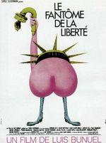 Affiche Le Fantôme de la liberté