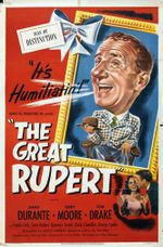Affiche The Great Ruppert