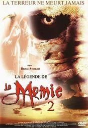 Affiche La légende de la momie 2