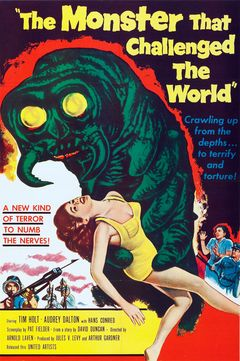 Affiche The Monster that Challenged the World
