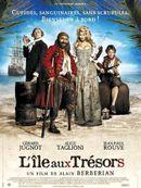 Affiche L'Île aux trésors