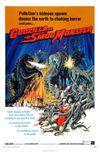 Affiche Godzilla contre Hedora