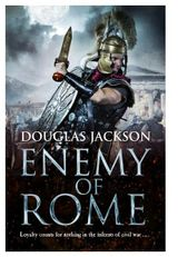 Couverture Enemy of Rome