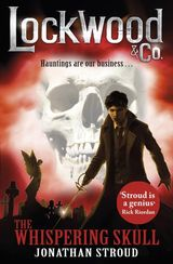 Couverture Lockwood & Co: The Whispering Skull