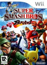 Jaquette Super Smash Bros. Brawl