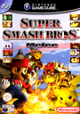 Jaquette Super Smash Bros. Melee