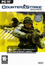 Jaquette Counter-Strike : Source