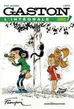 Couverture 1973 - Gaston (L'Intégrale Version Originale), tome 13