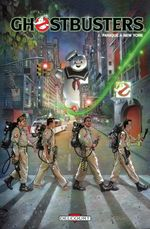 Couverture Panique à New York - Ghostbusters, tome 1