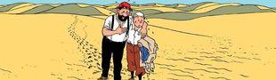Cover L'épopée Cartoonesque Vol. 3