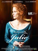 Affiche Mademoiselle Julie