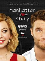 Affiche Manhattan Love Story