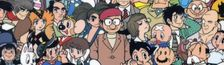 Cover Top Osamu Tezuka